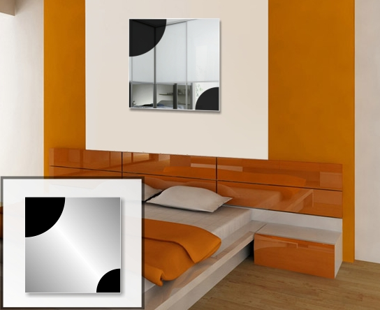luxus spiegel kunst design wandspiegel schwarz modern wohnen dekoration deko art ebay. Black Bedroom Furniture Sets. Home Design Ideas
