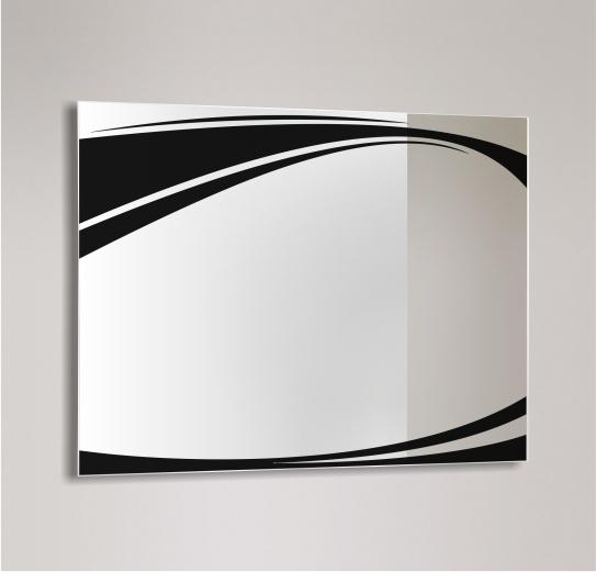 luxus spiegel m bel flur bad raum edel schwarz modern ebay. Black Bedroom Furniture Sets. Home Design Ideas